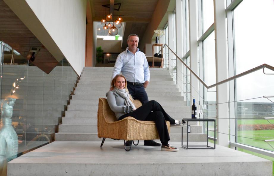 Interview met Jan-Wout Hulstein en Nikki de Jong-Hulstein