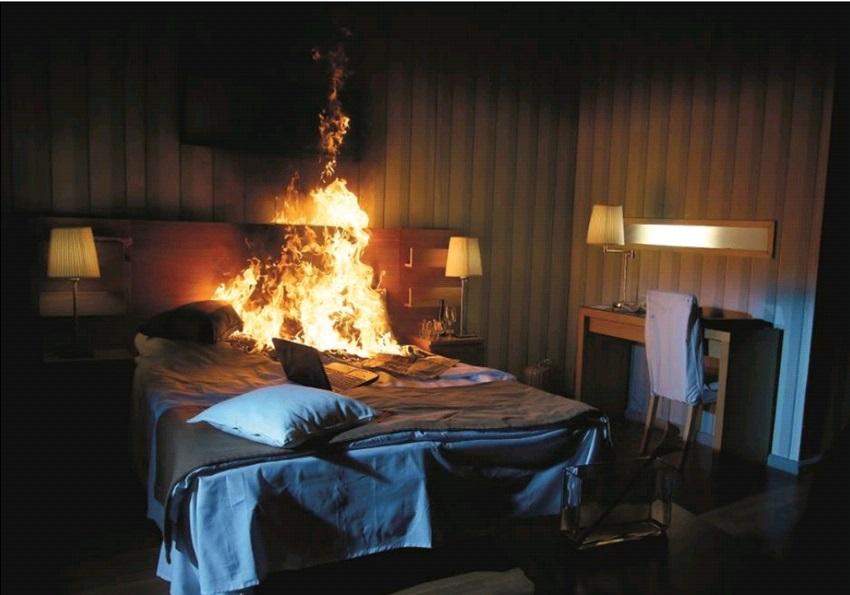 Rapport over brandtesten meubilair genomineerd