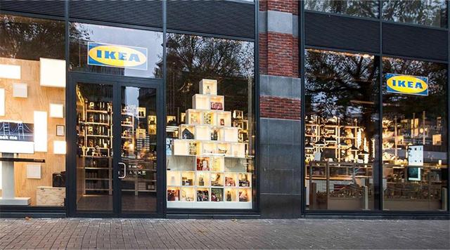 Ikea opent Gift Shop voor de feestdagen