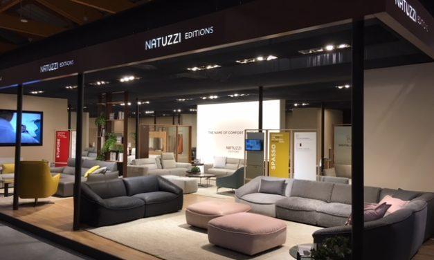 Natuzzi wil groeien in China en sluit(voorlopige) partnerovereenkomst met Kuka