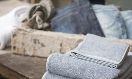 Intirio 2018: Handdoeken van gerecyclede jeans