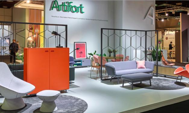 Te zien op de IMM: nieuws van Artifort