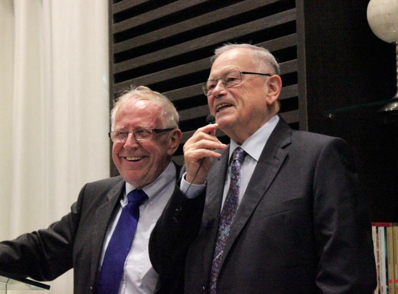 Belgische industrie neemt afscheid van Bernard Deheegher van Belgofurn