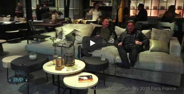 Kijken! De stand van PMP Furniture op Maison & Objet in Parijs