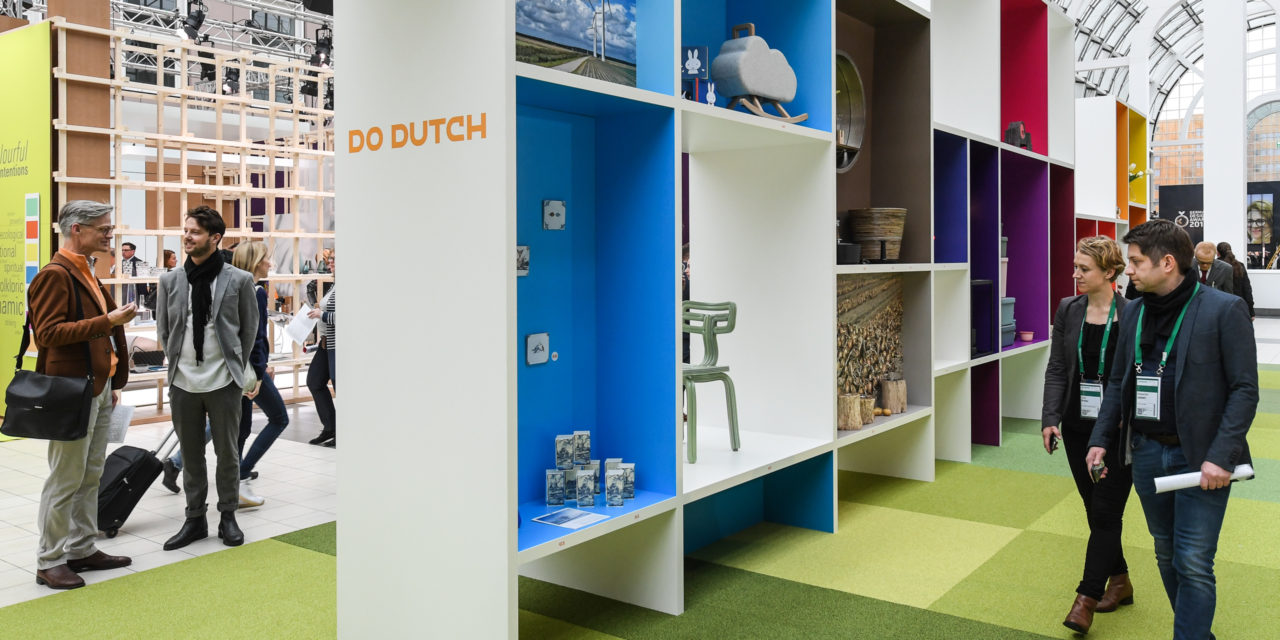 Do Dutch: Robert Bronwasser toont ons land tijdens Ambiente 2018
