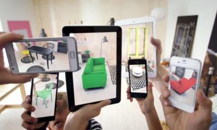 Augmented reality vergroot omzet bij online verkoop van meubelen