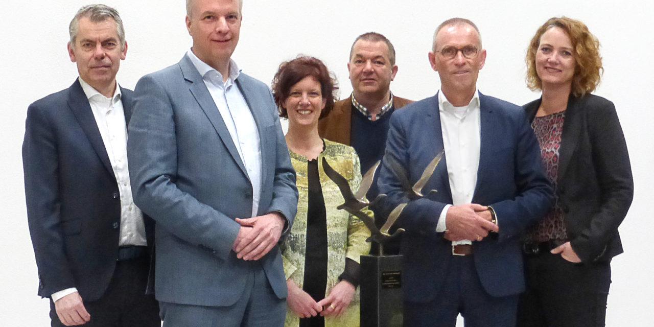 Henk Klop nieuwe voorzitter IMG