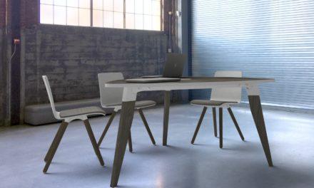 Fabrikant Drentea gebruikt voortaan eigen staalafval, onder meer voor meubelserie Loft