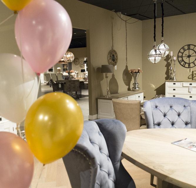 Vanaf 17.00u is het Happy Hour bij Richmond Interiors op de Meubelbeurs Brussel