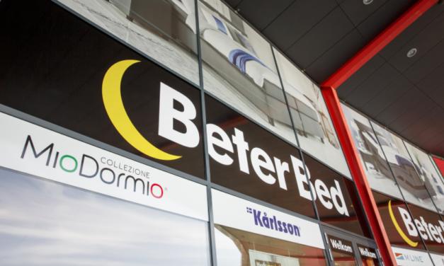 Omzet Beter Bed daalt met 4,6 miljoen naar 110,4 miljoen euro in eerste kwartaal (en wéér een personeelswissel)