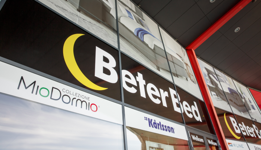 Beter Bed Holding sluit 176 vestigingen van Matratzen Concord in Duitsland