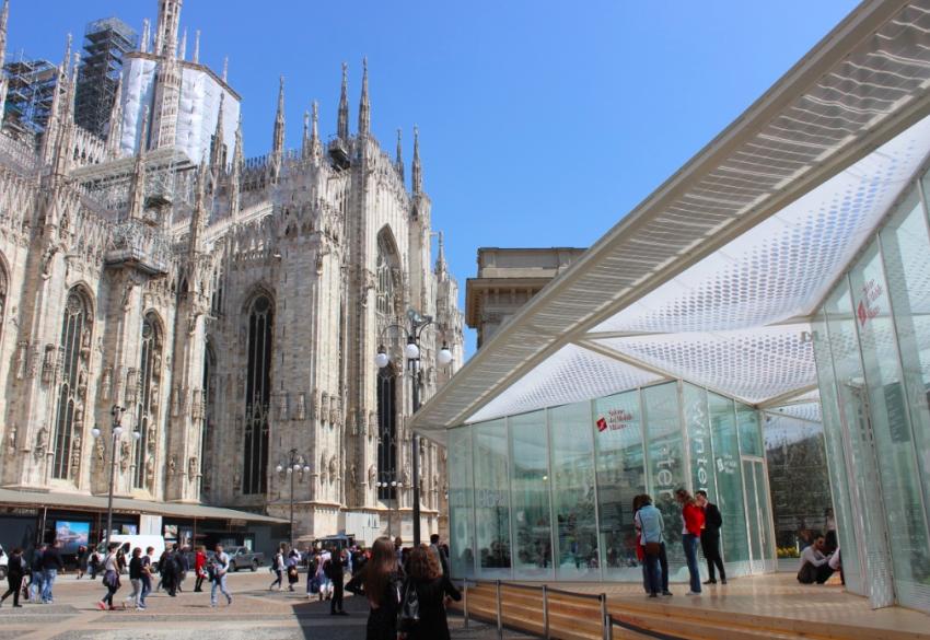 Bijna half miljoen bezoekers voor de Salone del Mobile
