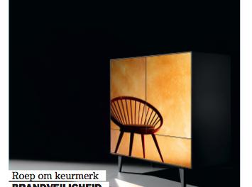 Uit het magazine: Roep om keurmerk brandveilige meubels