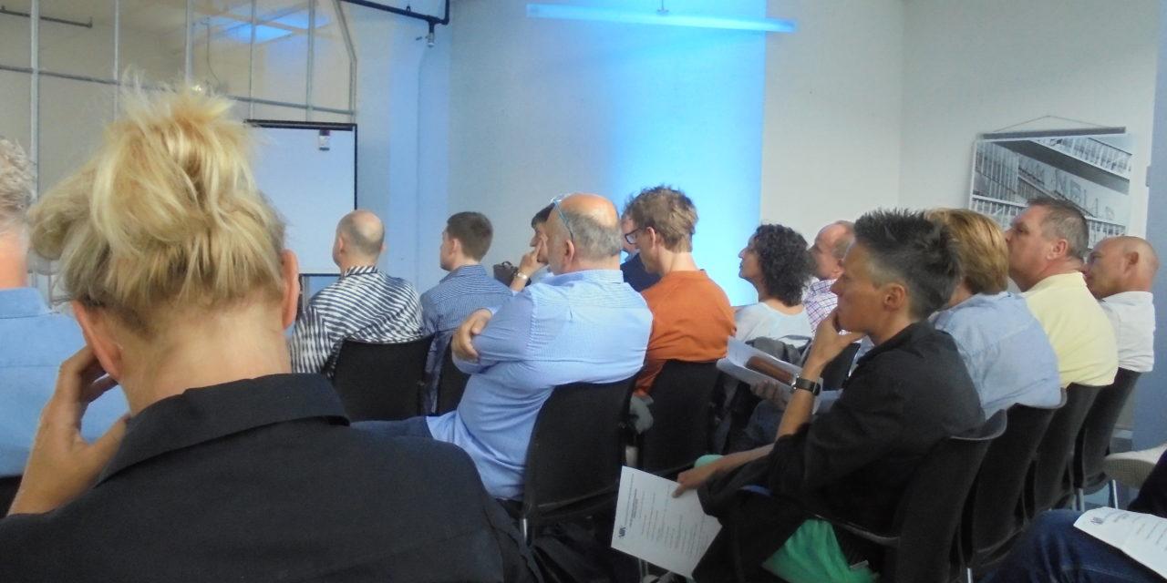 VIIA komt bijeen tijdens Design District