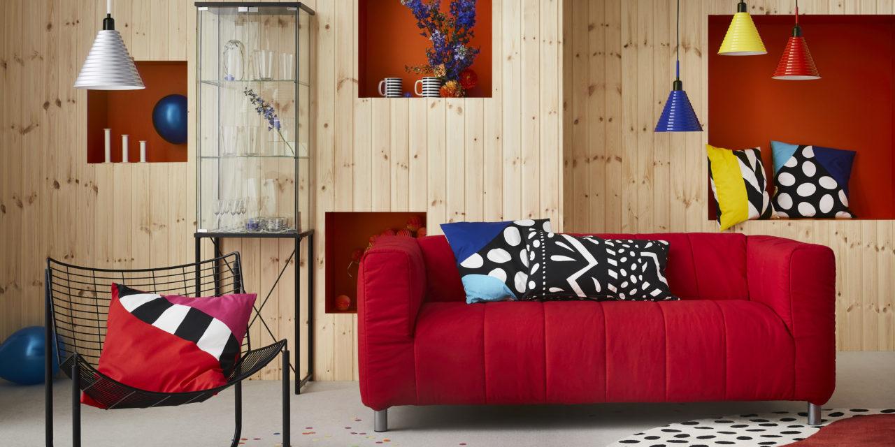 Ikea viert 75 jaar met nieuwe uitvoering van klassiekers - www ...