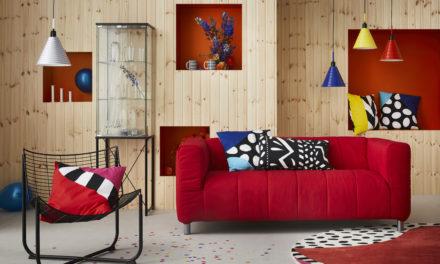 Ikea viert 75 jaar met nieuwe uitvoering van klassiekers