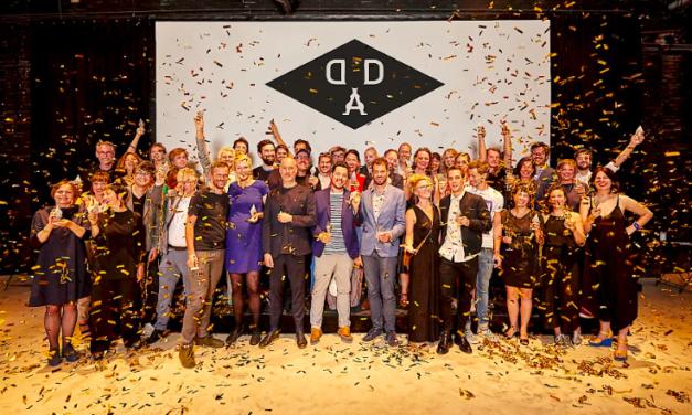 Dit zijn de winnaars van de Dutch Design Awards 2018