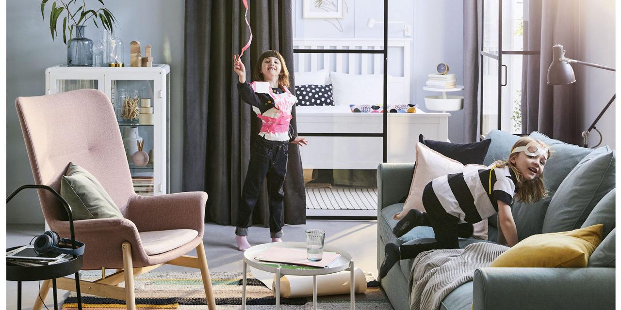 De IKEA catalogus van 2019: complete woonconcepten