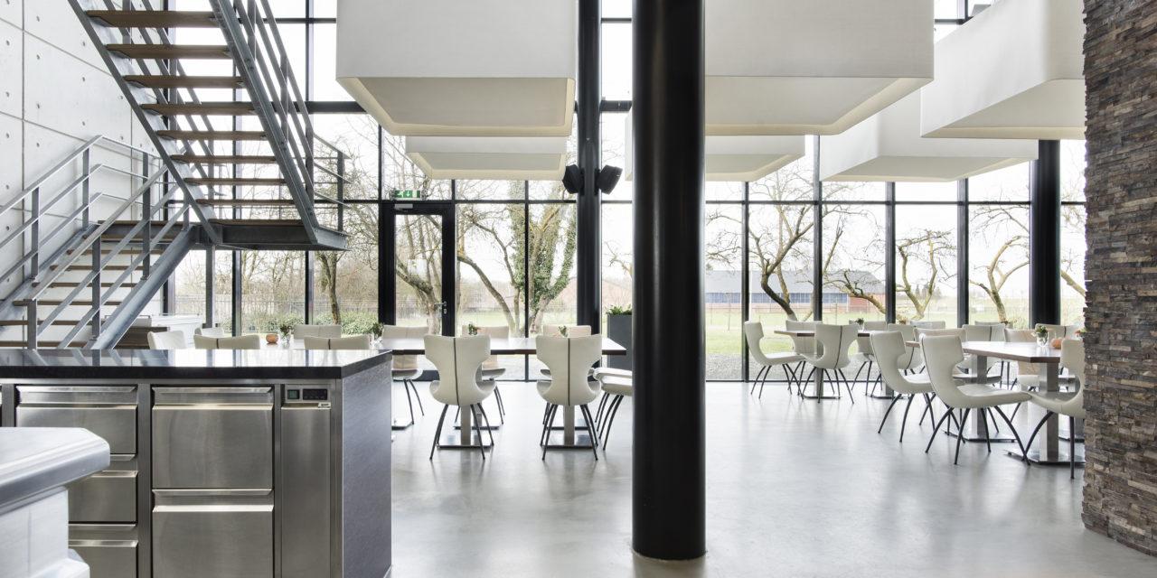 Leolux richt kantoren en restaurants in met nieuw merk Leolux LX