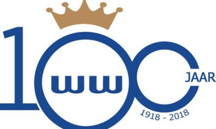 100-Jarig jubileum voor Wildeman