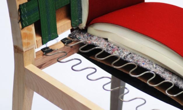 Via Inside/inside is voortaan de circulariteit van een meubel te meten