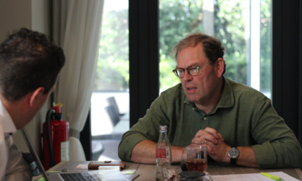 Alexander Vanraes van Varam: Maatwerk, presentatie en persoonlijk contact