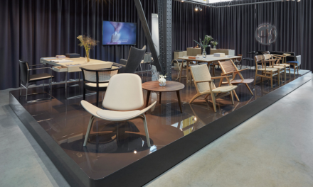 Gezien tijdens Orgatec: designklassiekers voor moderne horeca