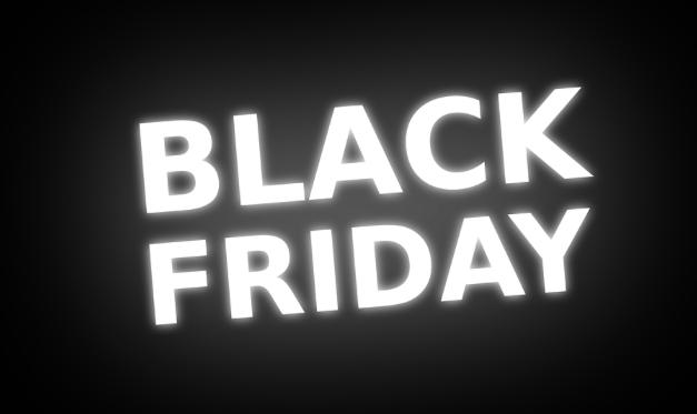 Aanstaande vrijdag is het Black Friday
