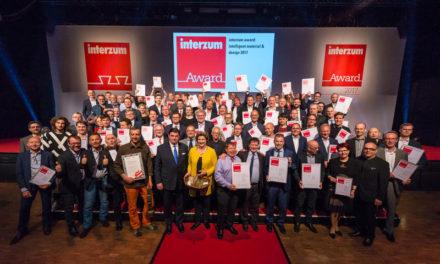 Aanmelden voor de interzum award 2019