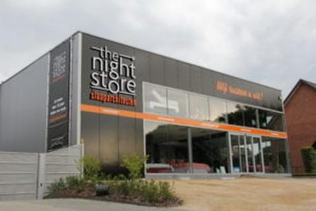 The Night-Store Slaaparchitecten nu ook in Nederland