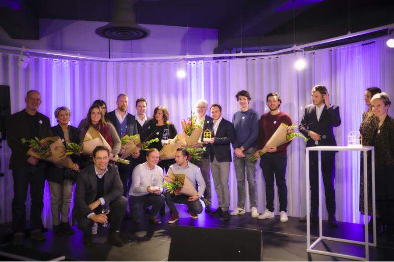 Intirio deelt awards uit; Masureel en Elitis zijn de winnaars