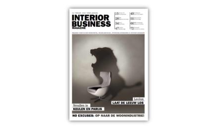 Wederom een dik beursnummer van Interior Business Magazine