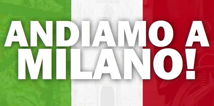 Compleet verzorgde arrangementen naar Milaan!