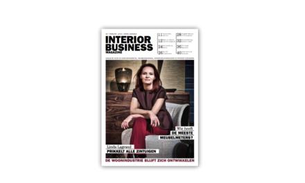 Het vijfde nummer van Interior Business