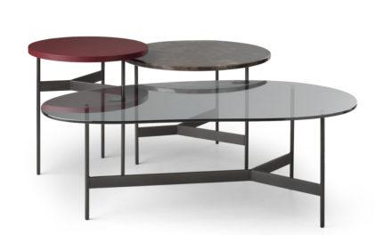 Nieuw van Leolux: Tampa tafels