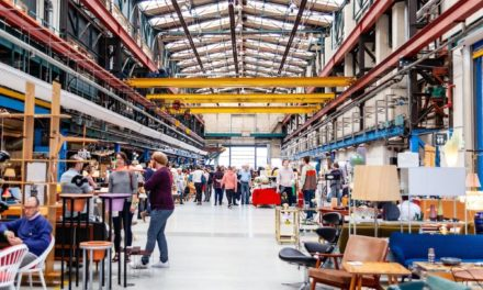 Vintage meubelbeurs Design Icons op 6 + 7 april 2019 in Amsterdam-Noord