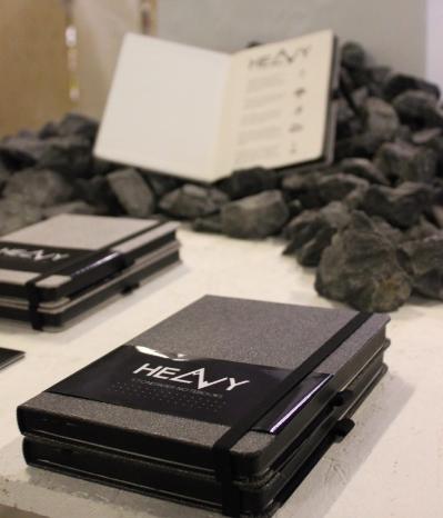 Heavy Stonepaper Notebooks
