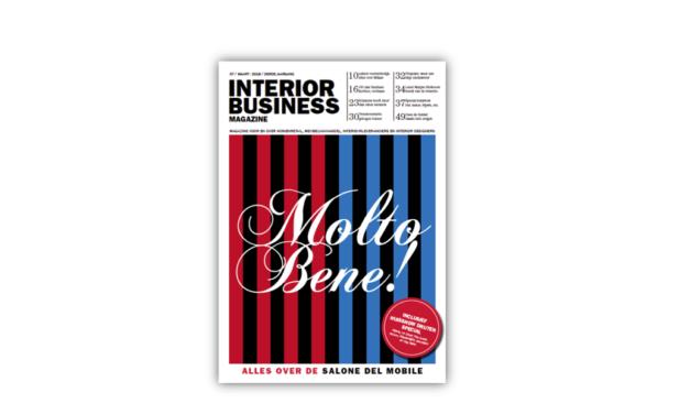 Deze week te lezen in Interior Business Magazine #7