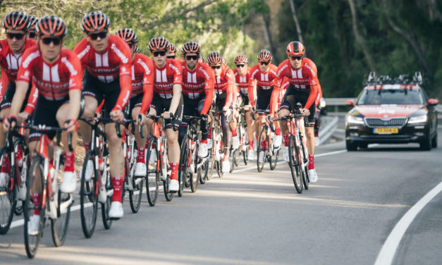 Drentea is supplier van Team Sunweb