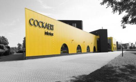 Cockaert Interior & Design in Meise (België) gaat verbouwen en uitbreiden