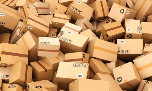 Online shoppen: bijna 900 miljoen euro over de grens