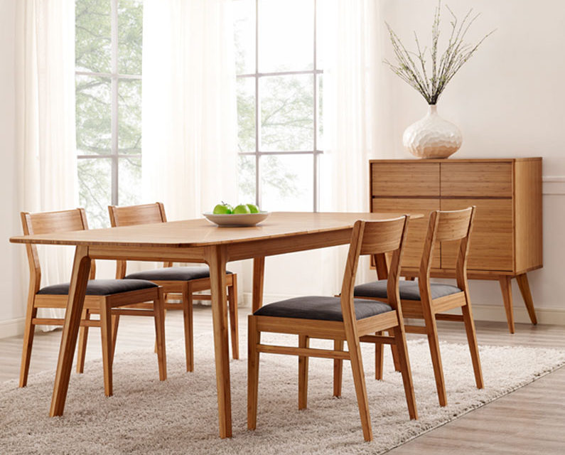 Bamboe meubelen uit de USA: Greenington