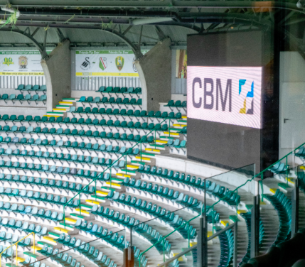 'Groen' ADO Stadion als voorbeeld voor CBM-leden