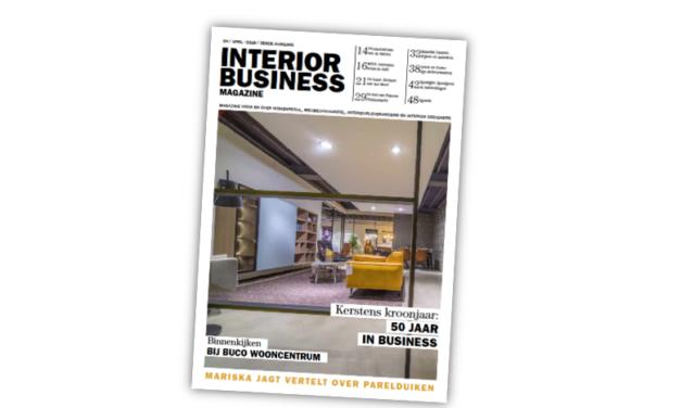 Interior Business: MIFF, Buco Wooncentrum, de Boeing 747 van Corendon en meer