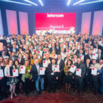 Lachende winnaars bij de interzum awards 2019