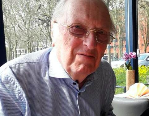In memoriam: Arij van Bree (1927-2019)