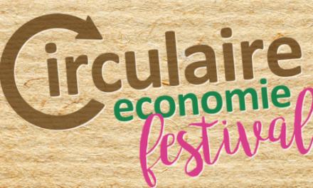 Gispen samen met Inside/Inside op Circulaire Economie Festival
