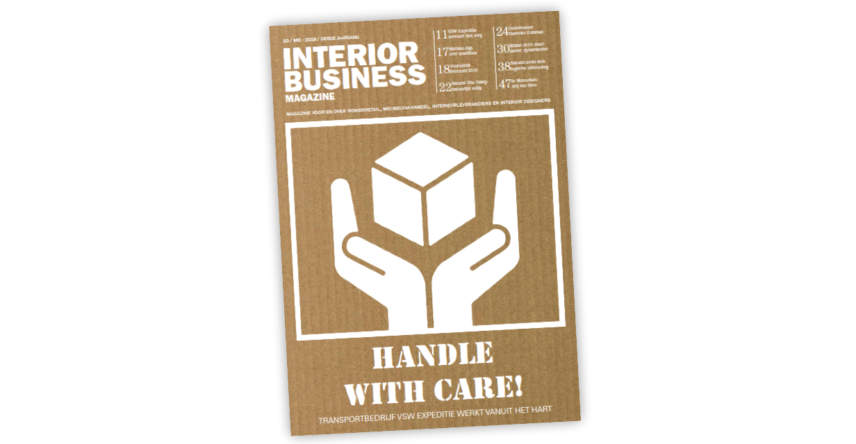 "Interior Business #10 – ""Handle with care"""