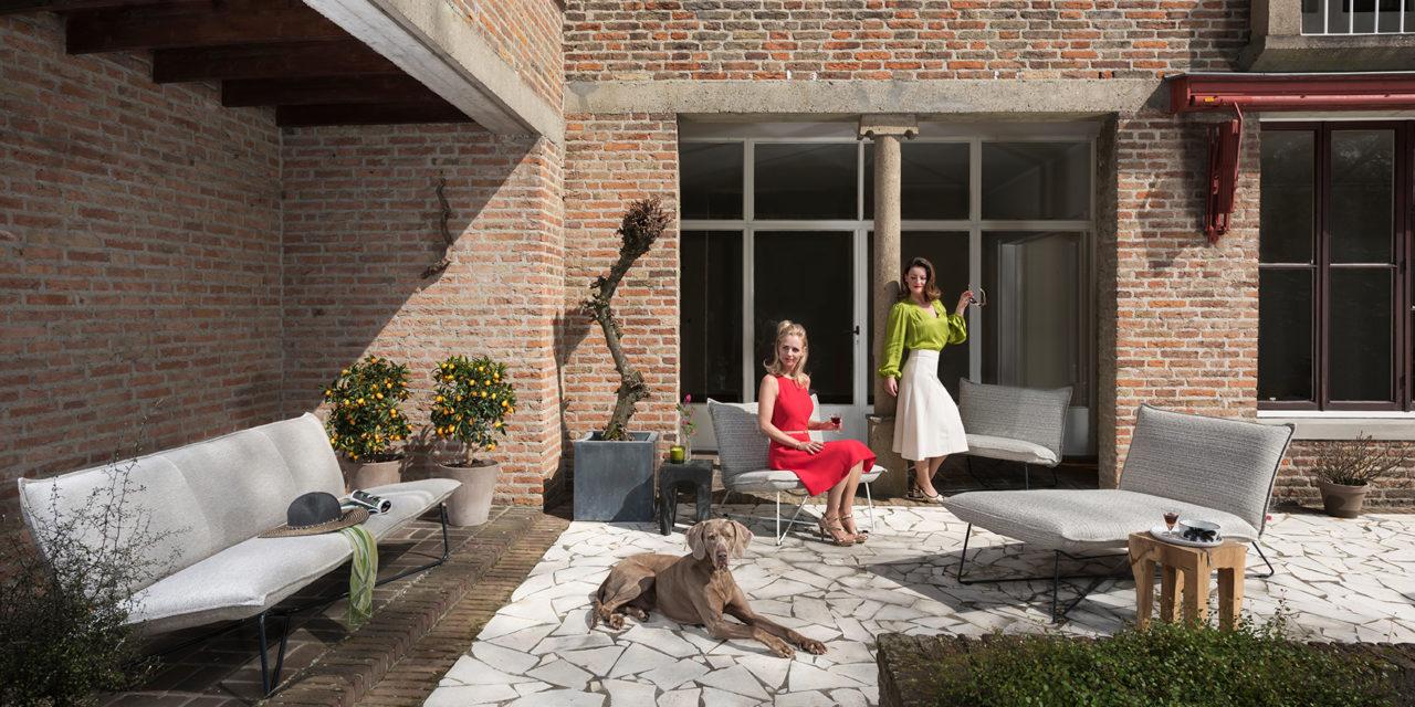 Jess lanceert meubel Earl Outdoor op Design District