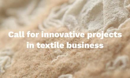 Textirama Foundation ondersteunt Belgisch textiel
